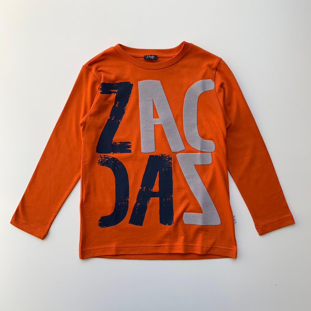 il Gufo Zac Zac LS Tee | Tiny People