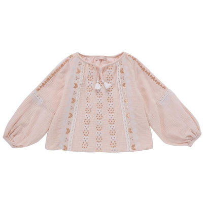 Sokiov Blouse by Louise Misha at Tiny People Shop
