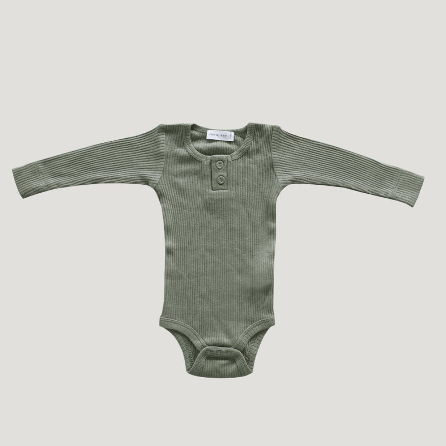 Cotton Essentials Bodysuit Laurel