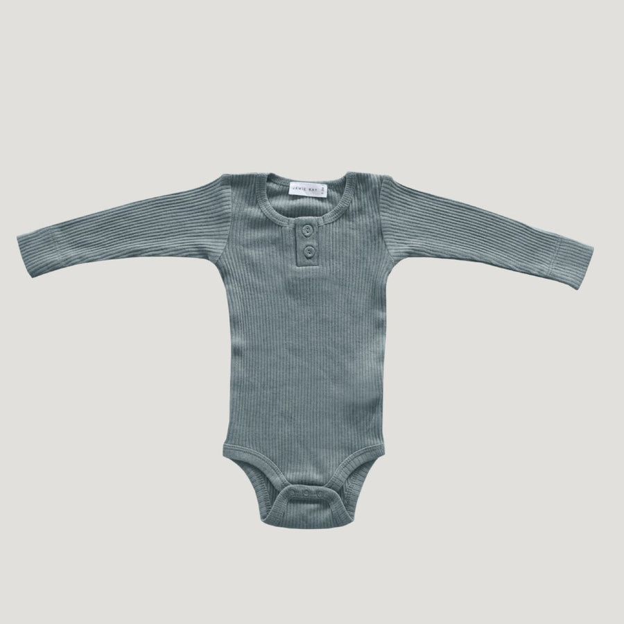 Cotton Essentials Bodysuit Storm