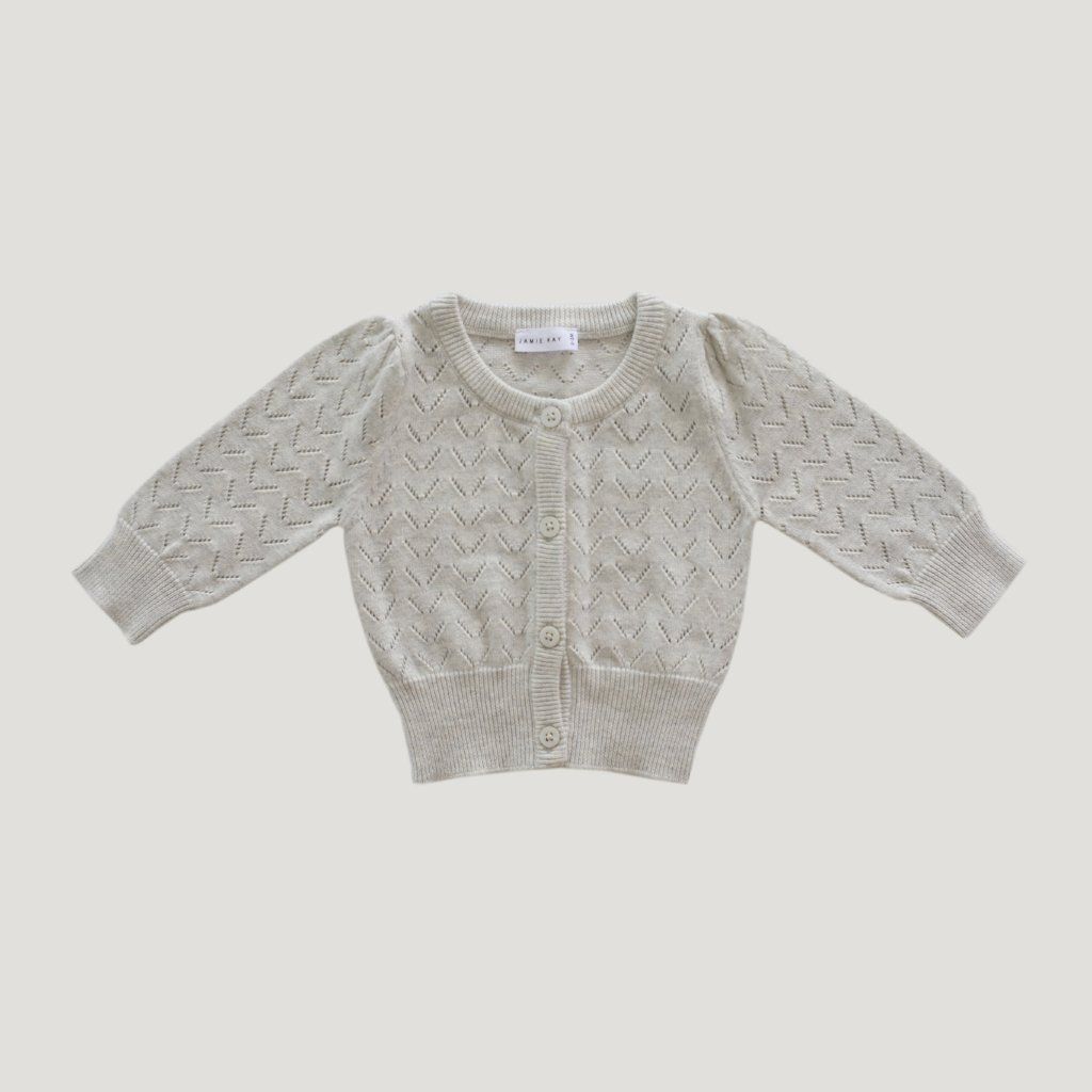 Ellie Cardigan Oatmeal