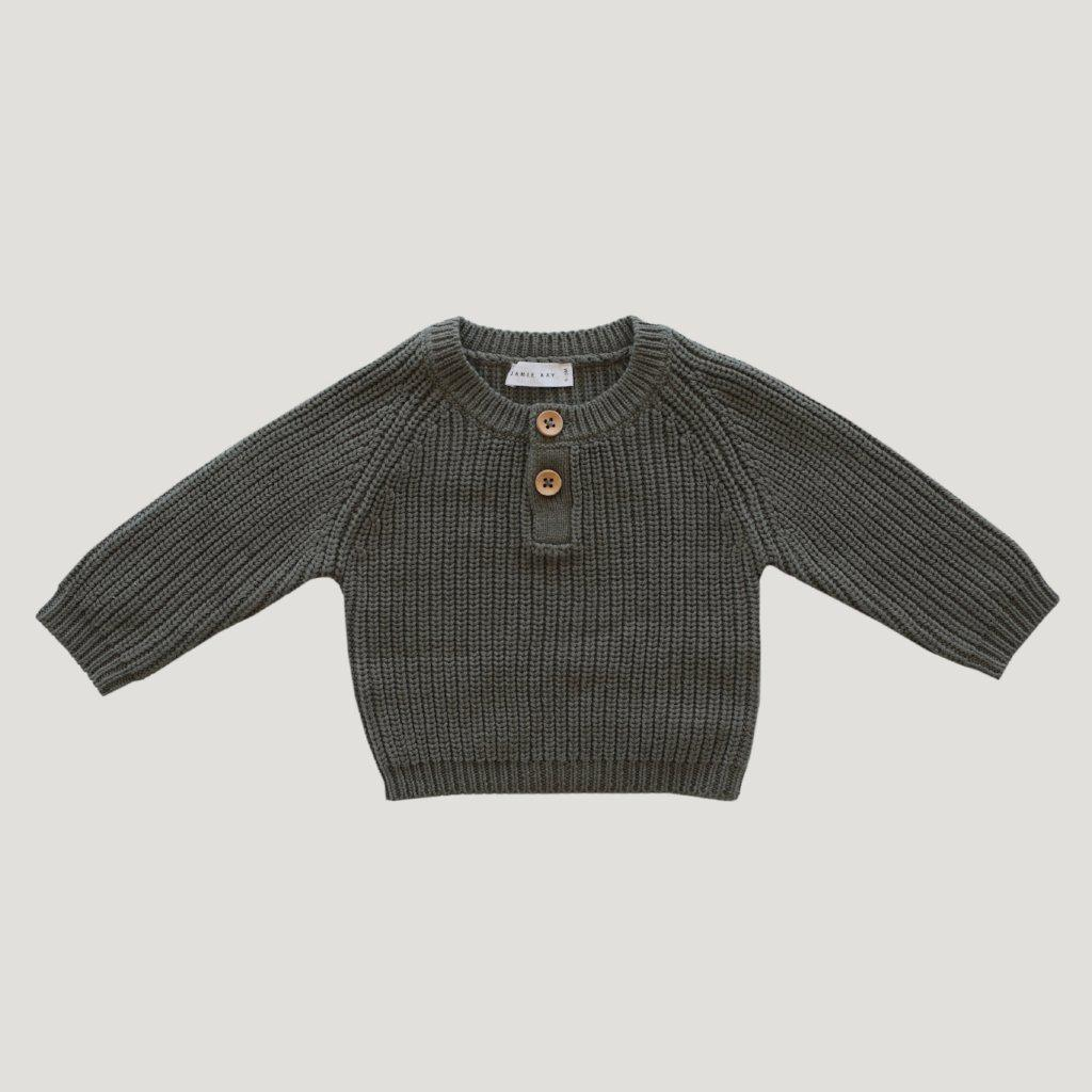 Leo Knit Laurel