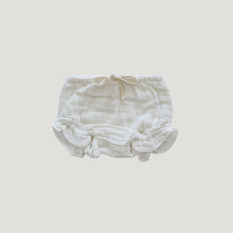 Frill Bloomers Coconut