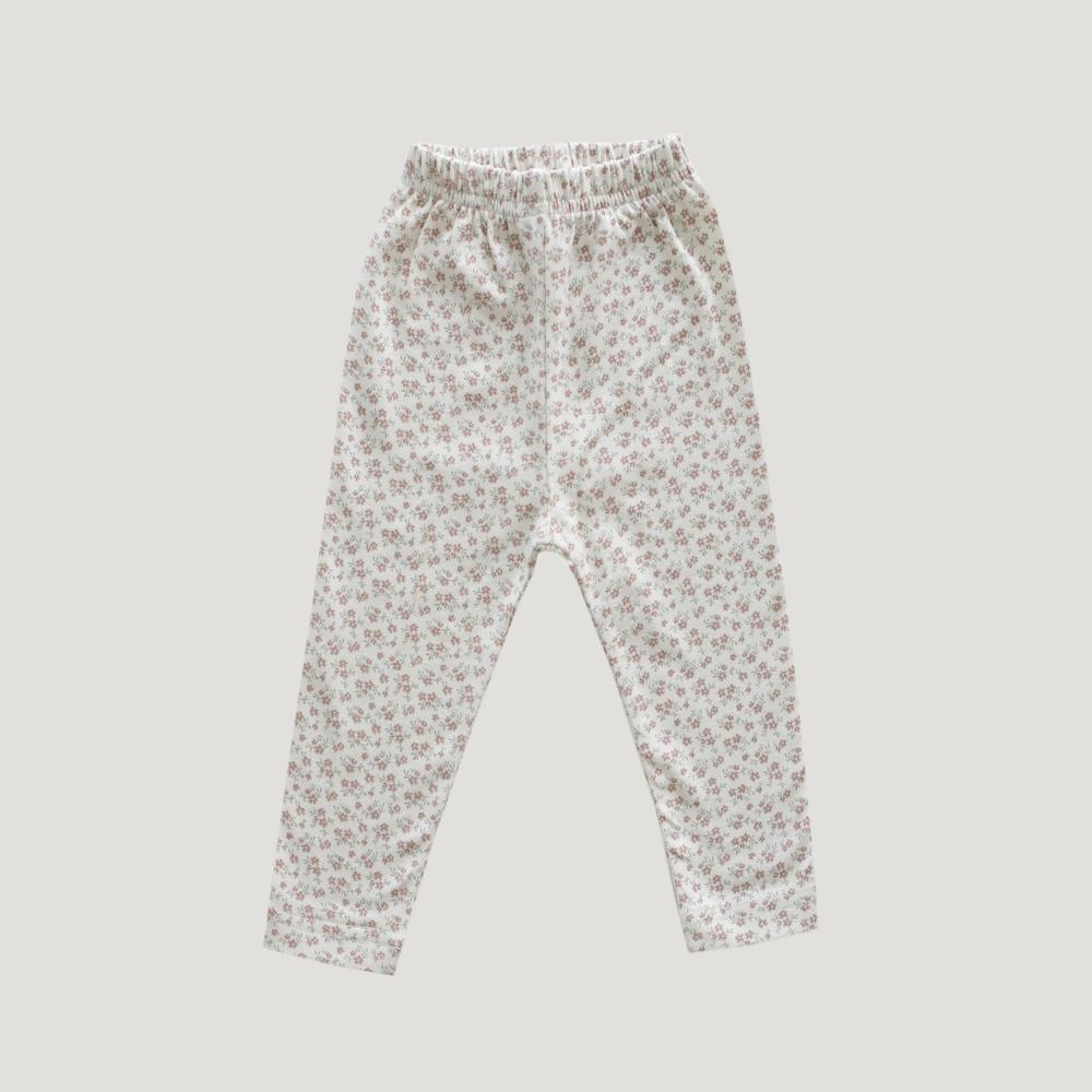 Jamie Kay Leggings Nostalgia Floral Pants & Leggings - Tiny People Cool Kids Clothes