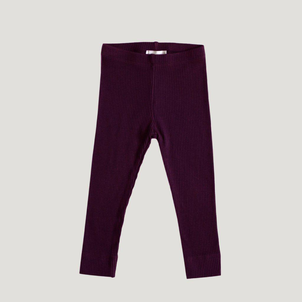 Cotton Essentials Leggings Mulberry