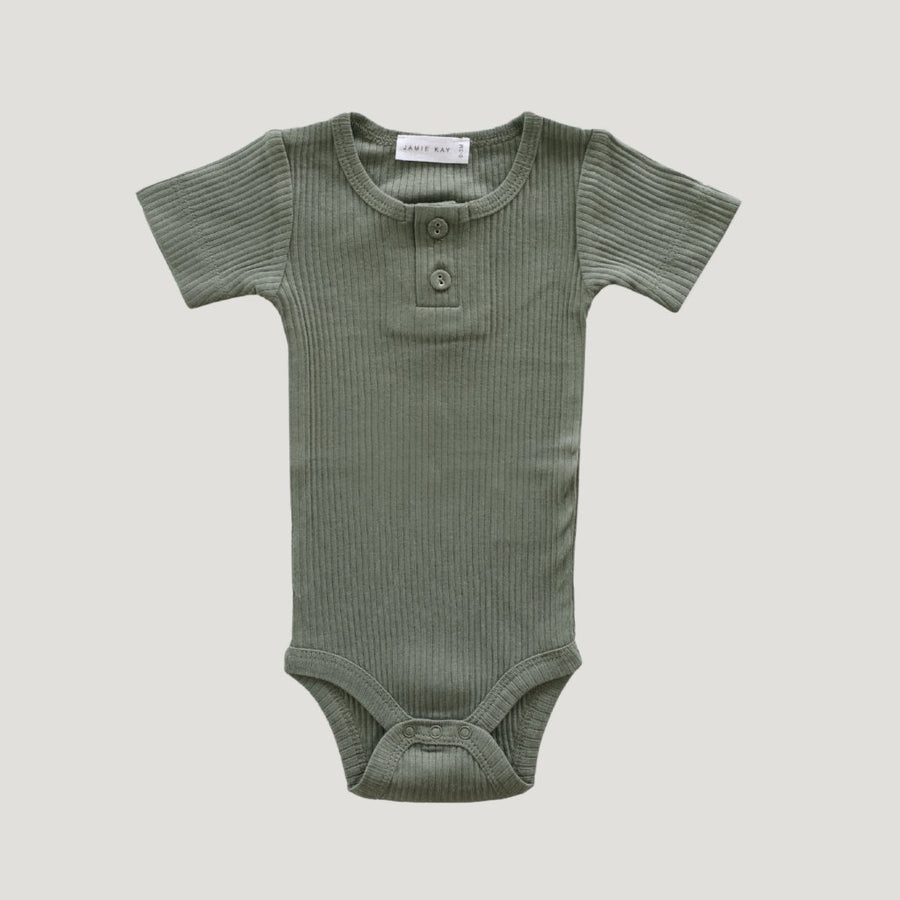 Cotton Essentials Tee Bodysuit Laurel