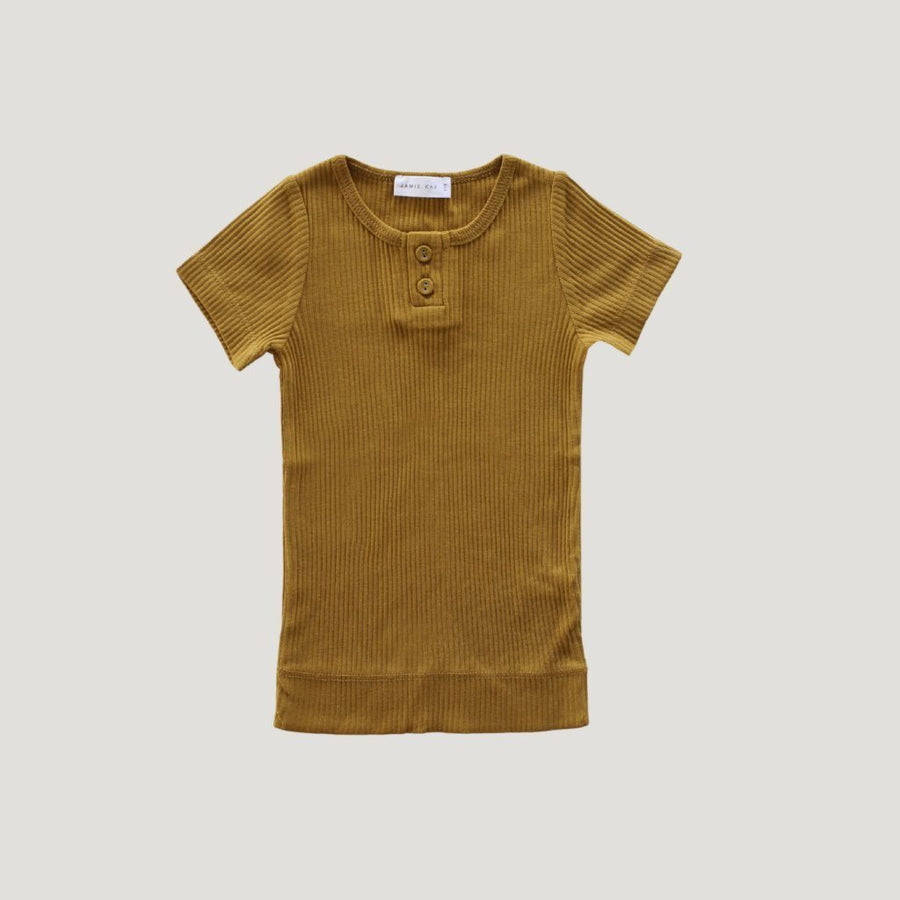 Cotton Essentials Tee Golden