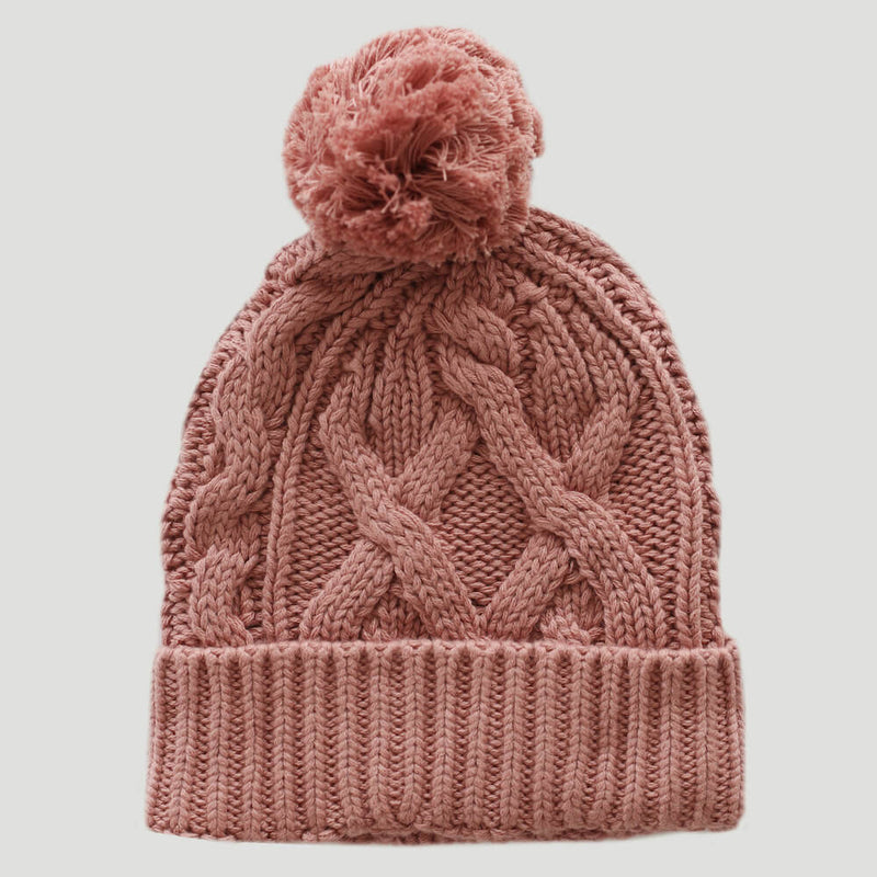 Jamie Kay Bailey Hat Rose | Tiny People