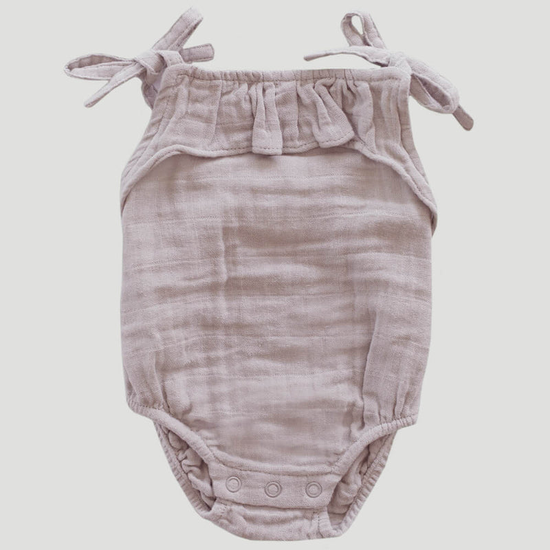 Jamie Kay Luna Playsuit Sweetpea | Tiny People