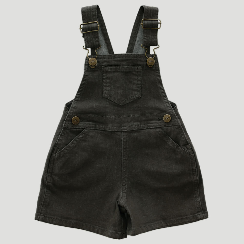 Jamie Kay Reign Short Overall Juniper | Tiny People