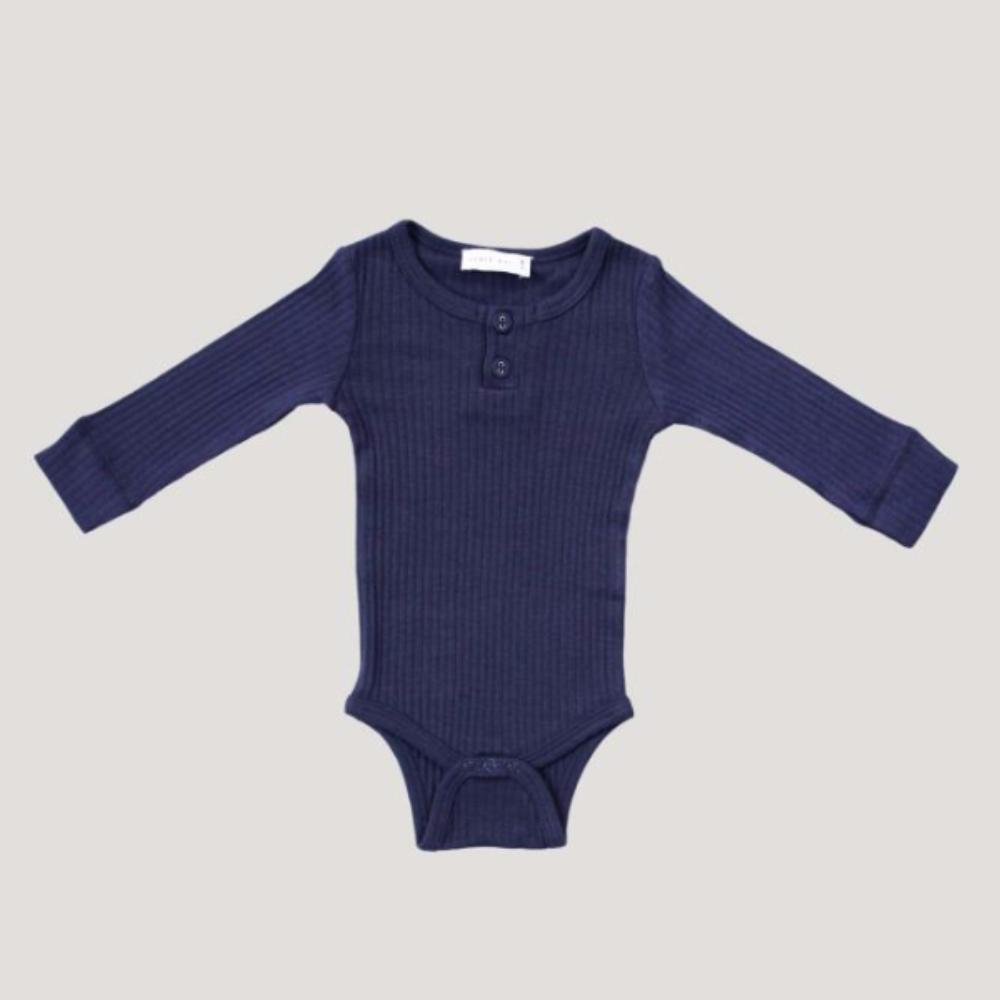 Jamie Kay cotton modal bodysuit at Tiny People shop.