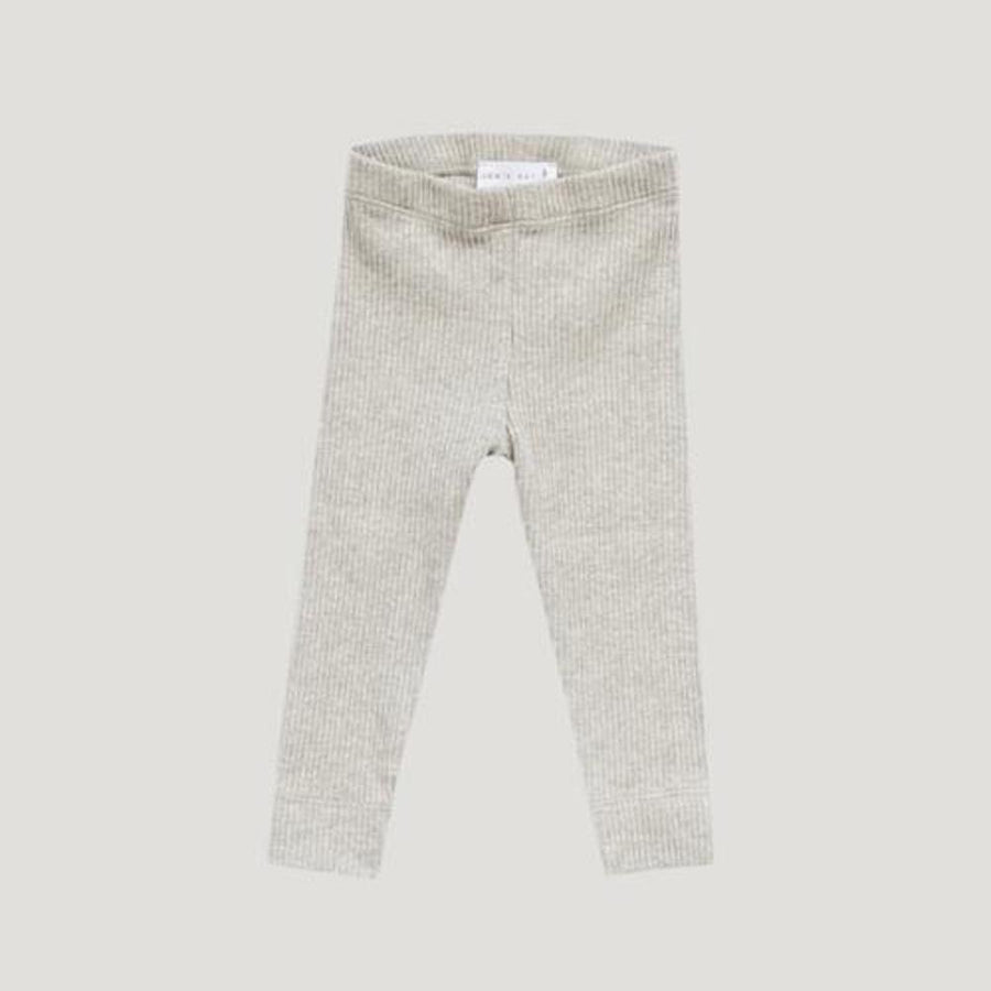 Cotton Essentials Leggings Oatmeal Marle