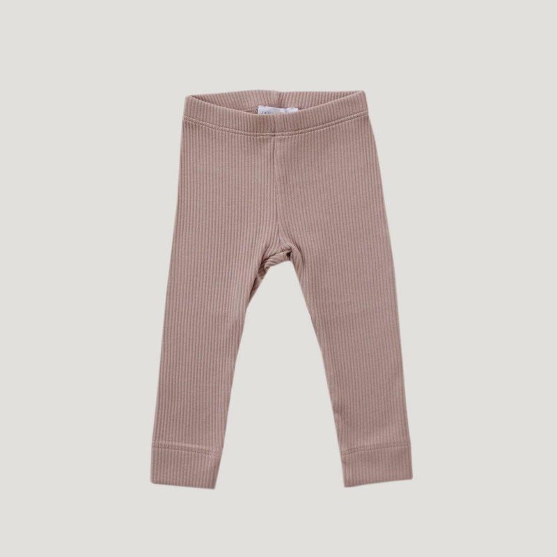 Jamie Kay Cotton Modal Leggings in Rosy at Tiny People Shop Australia