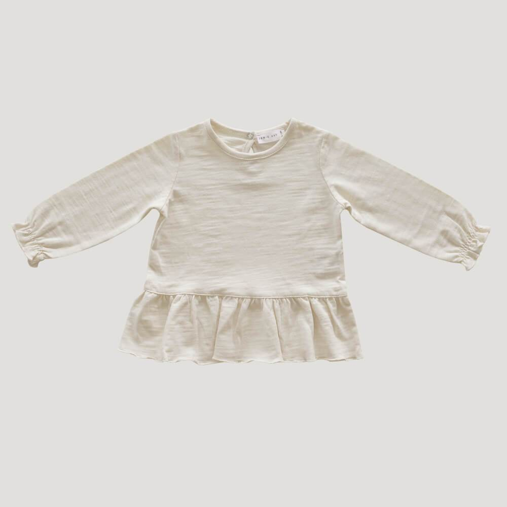 Jamie Kay Bailey Tee Cloud Tops - Tiny People Cool Kids Clothes