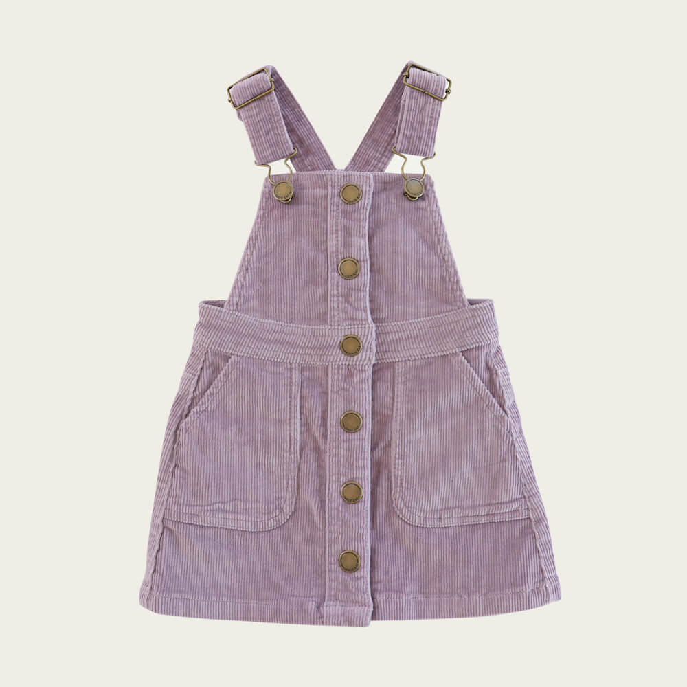 Jamie Kay Grace Dress Amethyst | Tiny People