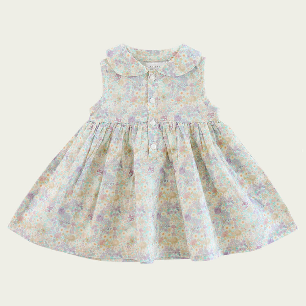 Jamie Kay Piper Dress Mayflower | Tiny People