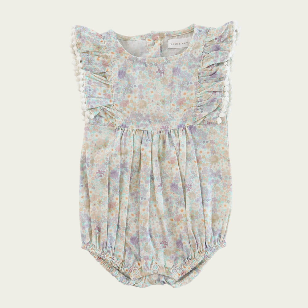 Jamie Kay Stella Playsuit Mayflower | Tiny People