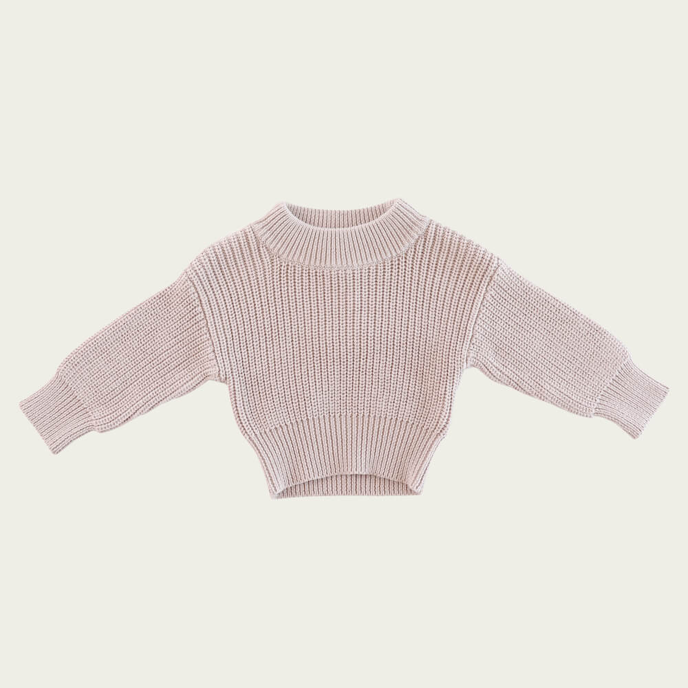Jamie Kay Morgan Knit Rosebud | Tiny People
