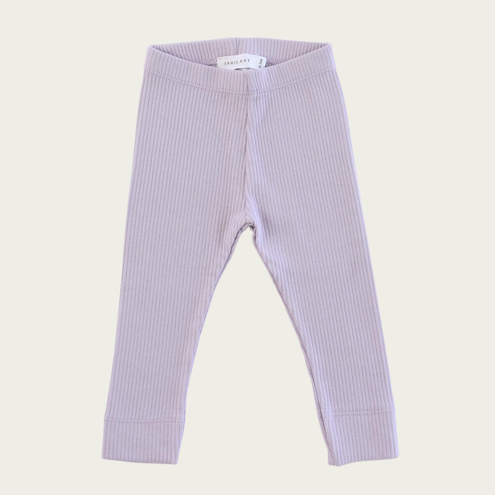 Jamie Kay Organic Essential Leggings Lumi | Tiny People
