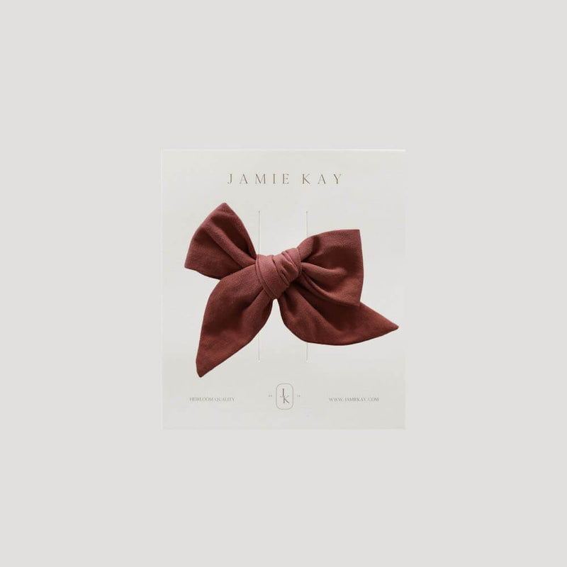 Nova Cotton Bow Clay