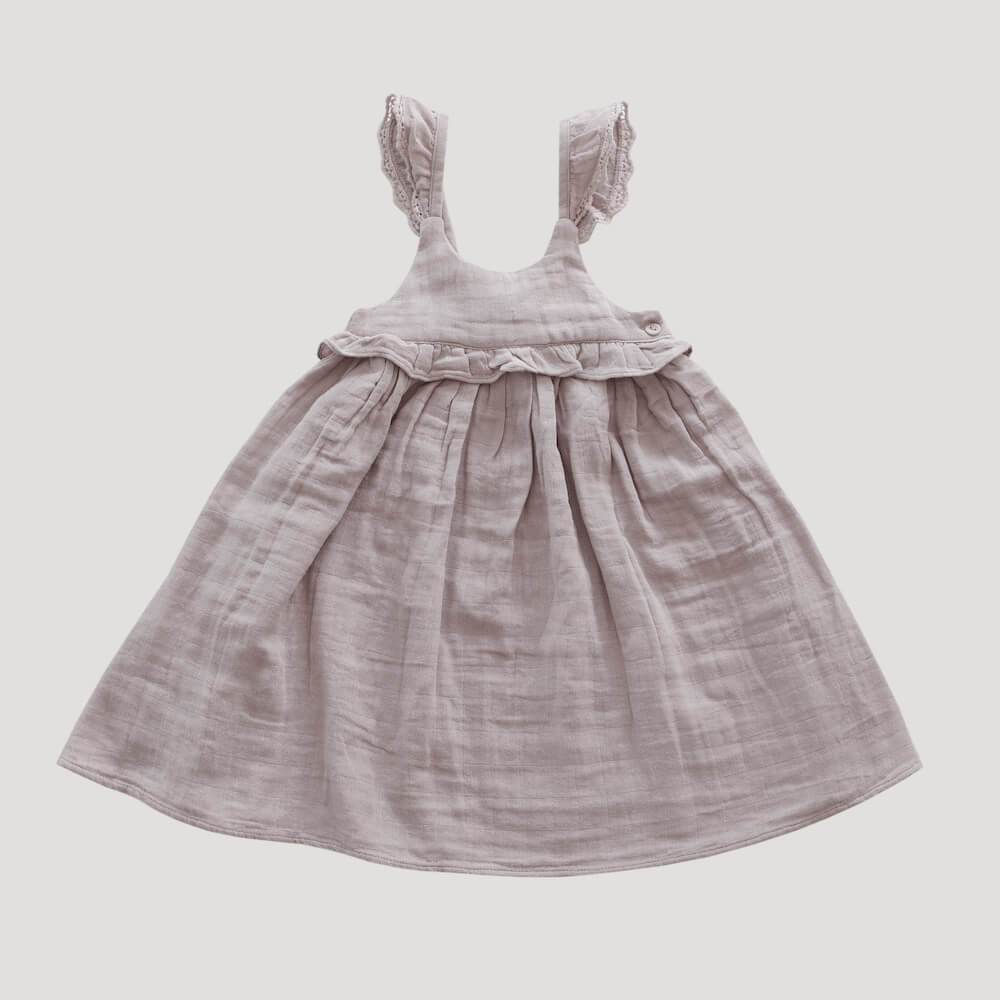 Jamie Kay Lola Dress Rosebud Dresses - Tiny People Cool Kids Clothes