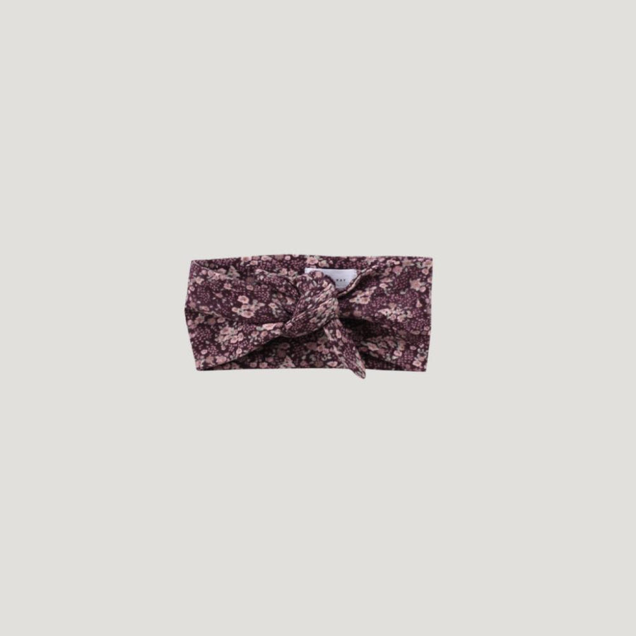 Jamie Kay Organic Cotton Headband - Vintage Floral - Tiny People Cool Kids Clothes Byron Bay