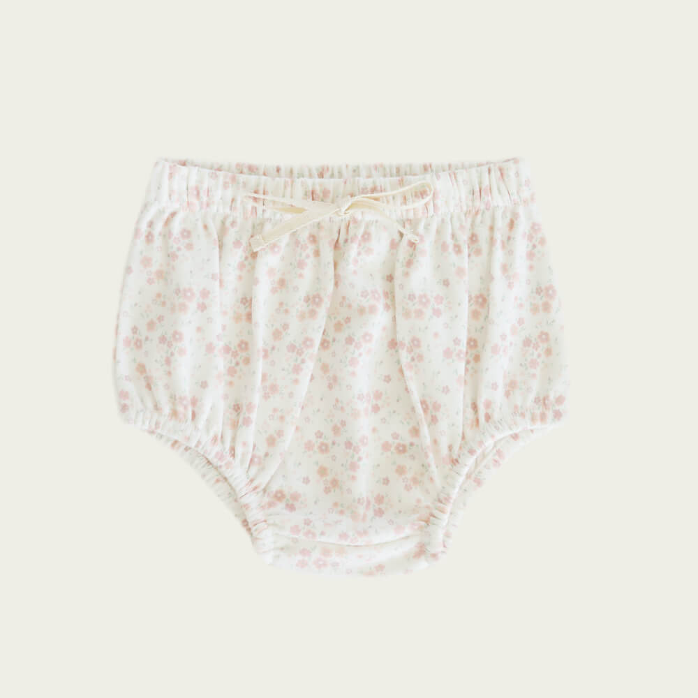 Jamie Kay Organic Cotton Bloomers Primrose Floral | Tiny People