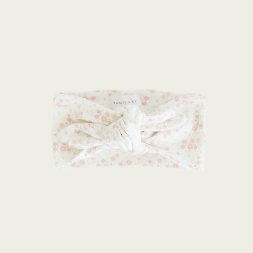 Jamie Kay Primrose Floral Headband | Tiny People