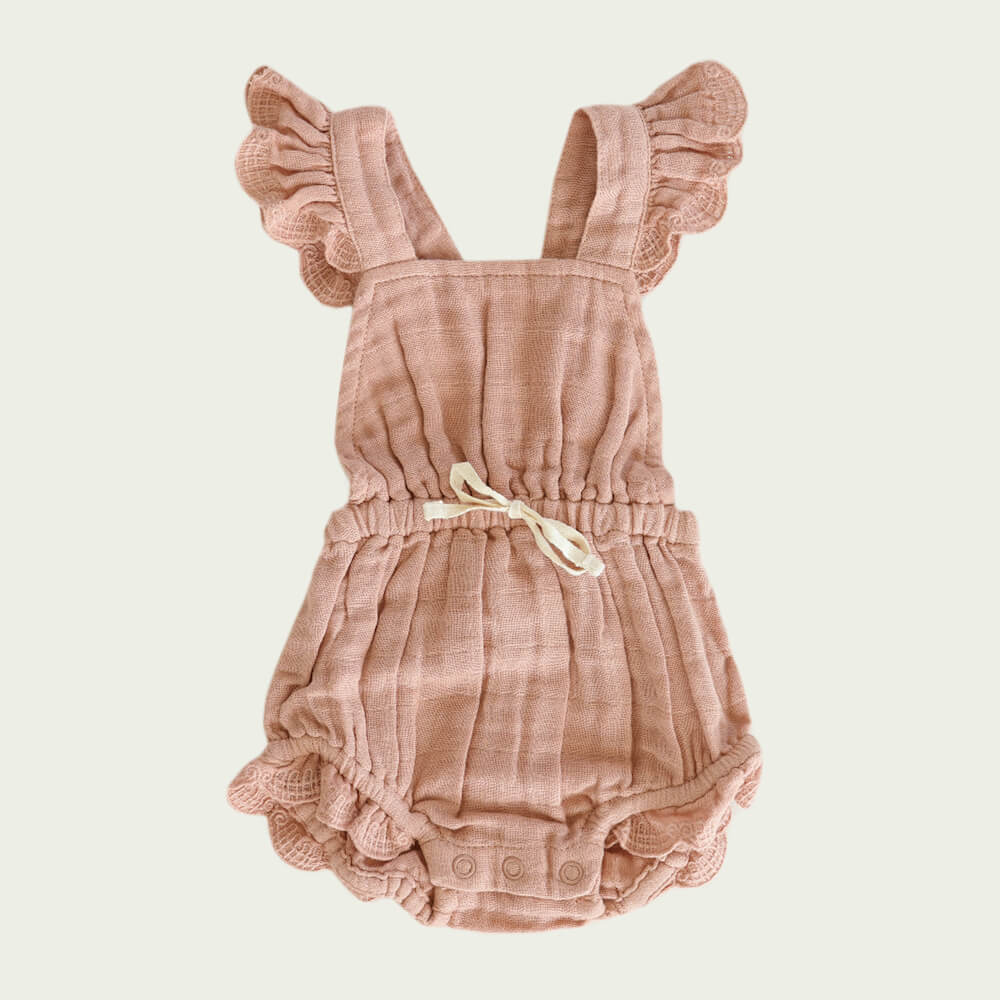 Jamie Kay Indie Playsuit Sunset | Tiny People