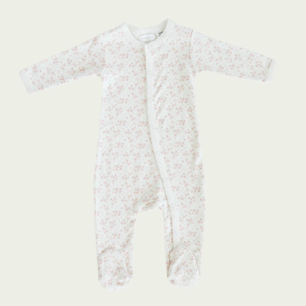 Jamie Kay One Piece Primrose Floral | Tiny People