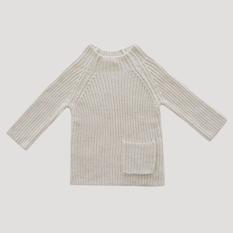 Riley Knit Oatmeal