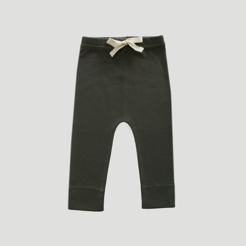 Organic Cotton Interlock Alex Pant Juniper