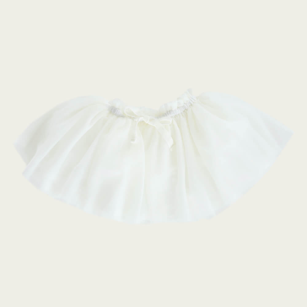 Jamie Kay Soft Tulle Skirt Marshmallow | Tiny People
