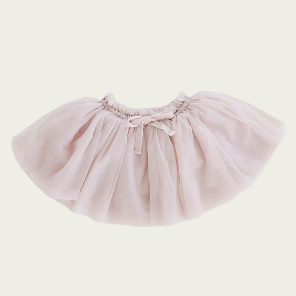 Jamie Kay Soft Tulle Skirt Blush | Tiny People