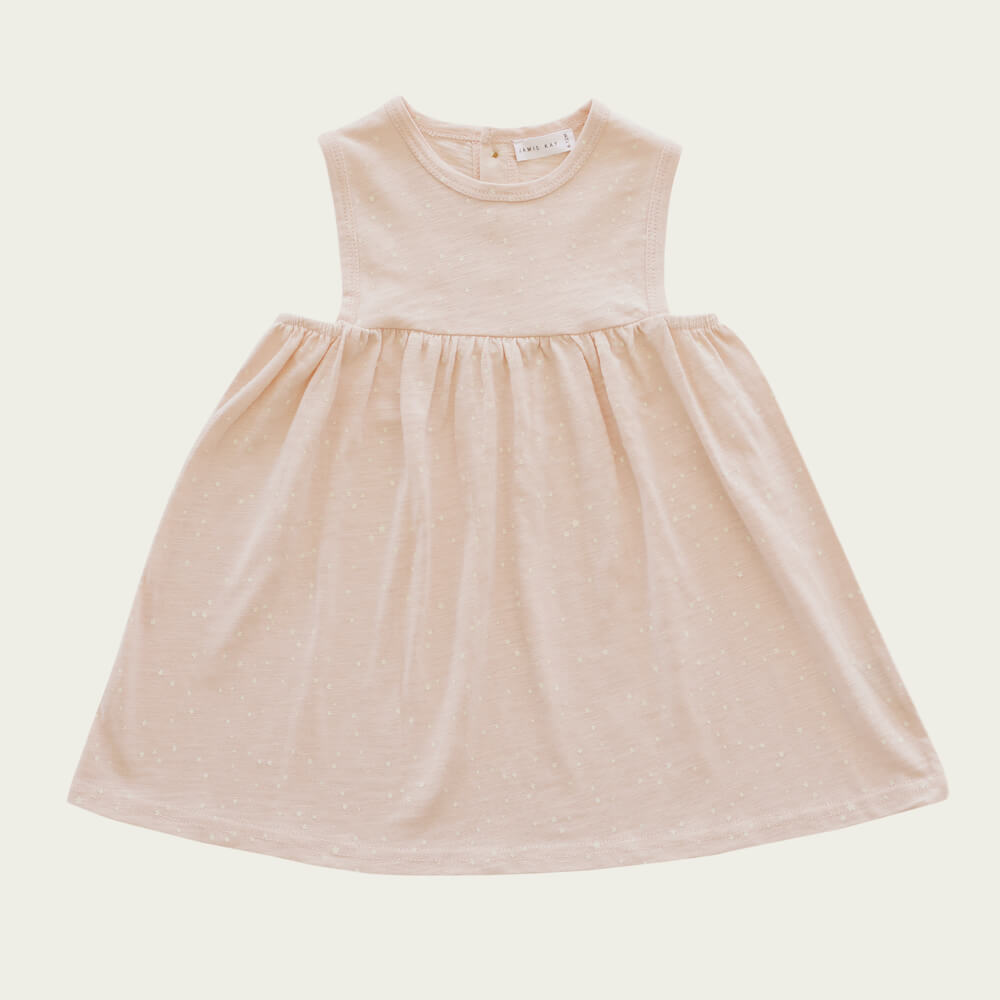 Lucie Dress Tiny Stars