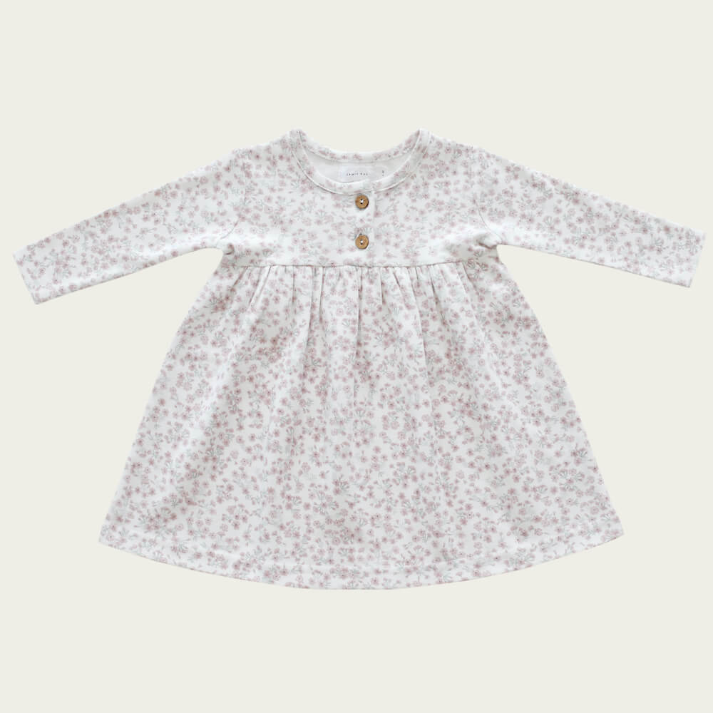 Jamie Kay Dress Posy Floral | Tiny People