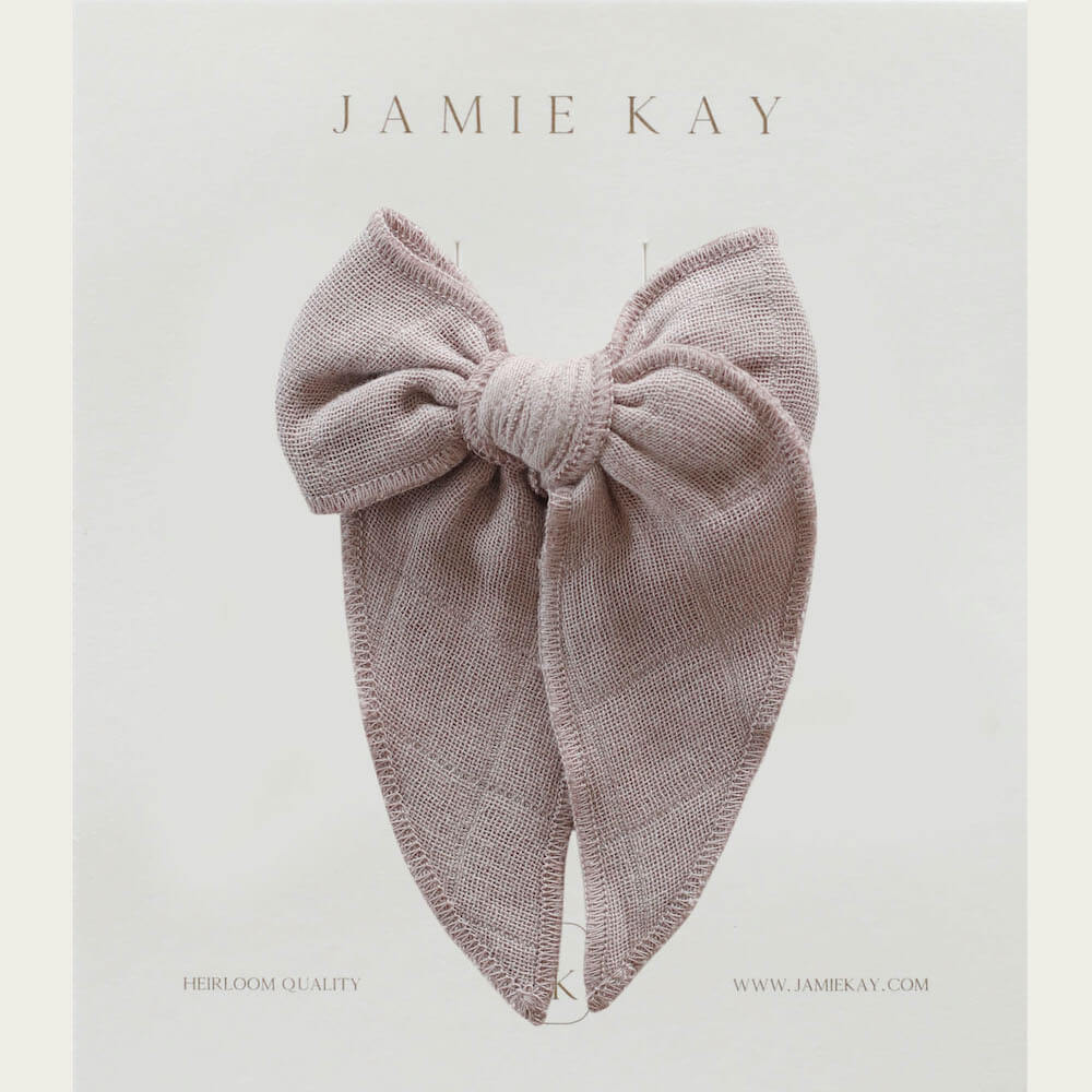 Jamie Kay Cotton Muslin Sweet Pea | Tiny People