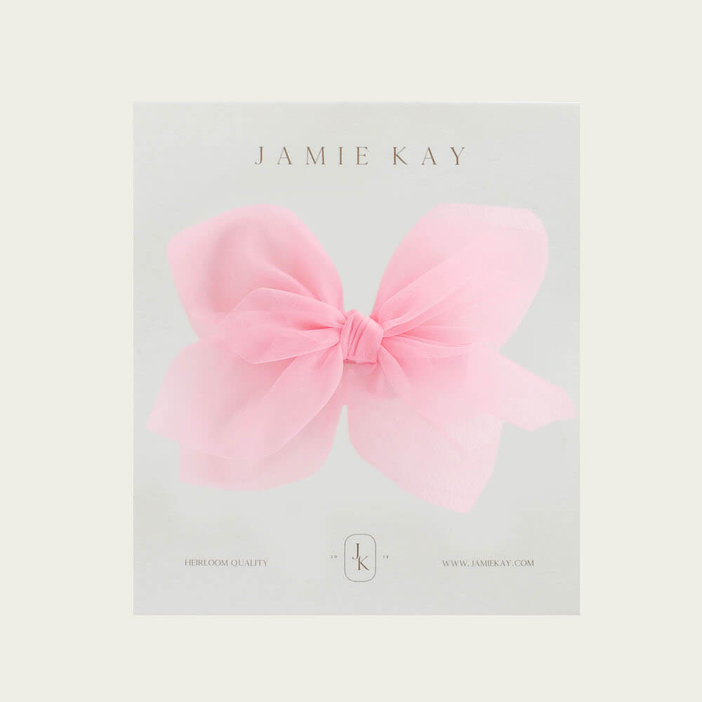 Jamie Kay Fairy Clip Light Pink | Tiny People