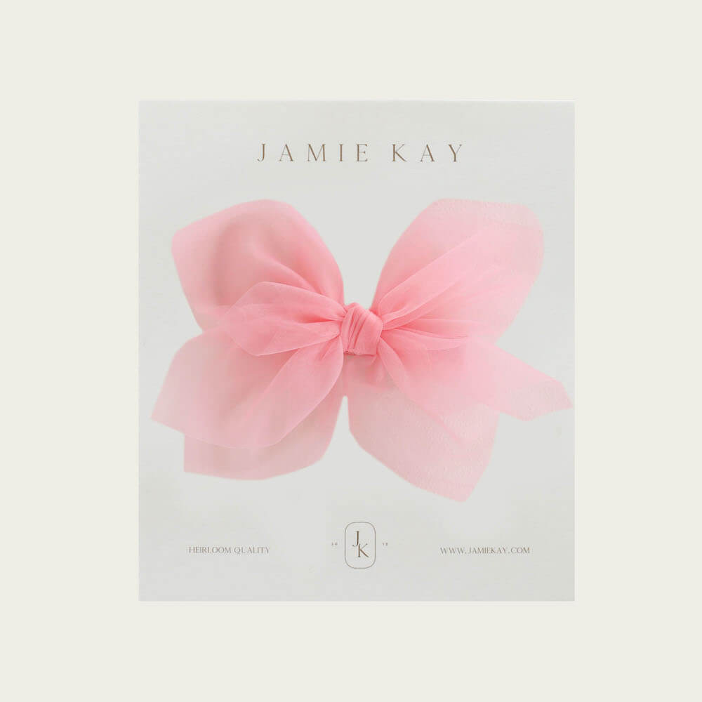 Jamie Kay Fairy Clip Watermelon Red | Tiny People