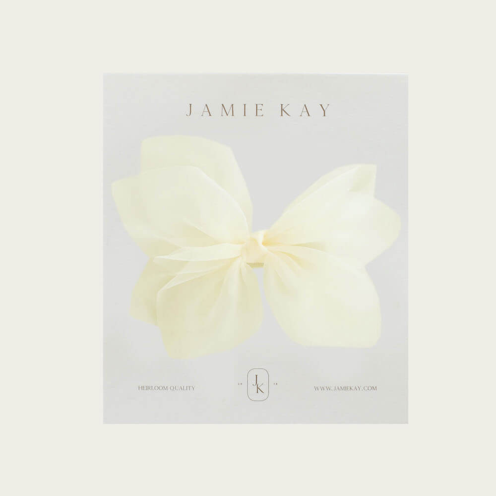 Jamie Kay Fairy Clip Yellow | Tiny People