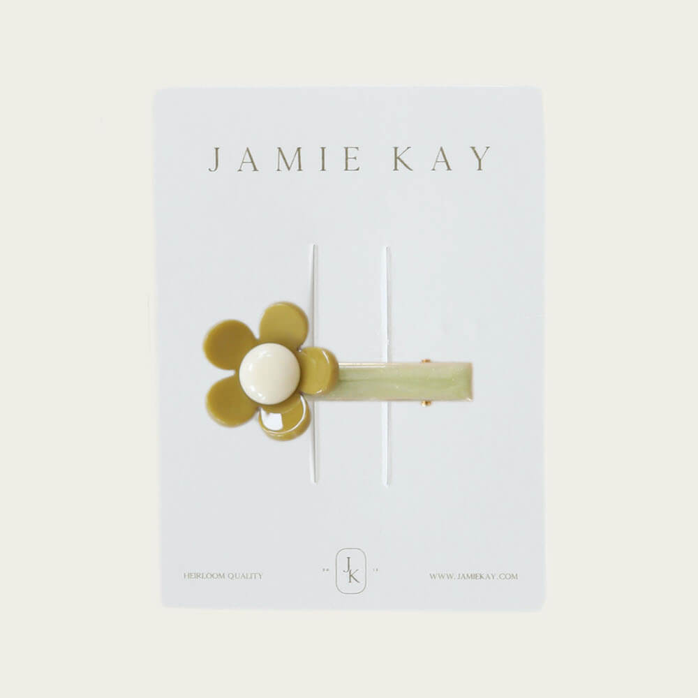 Jamie Kay Flower Clip Summer | Tiny People