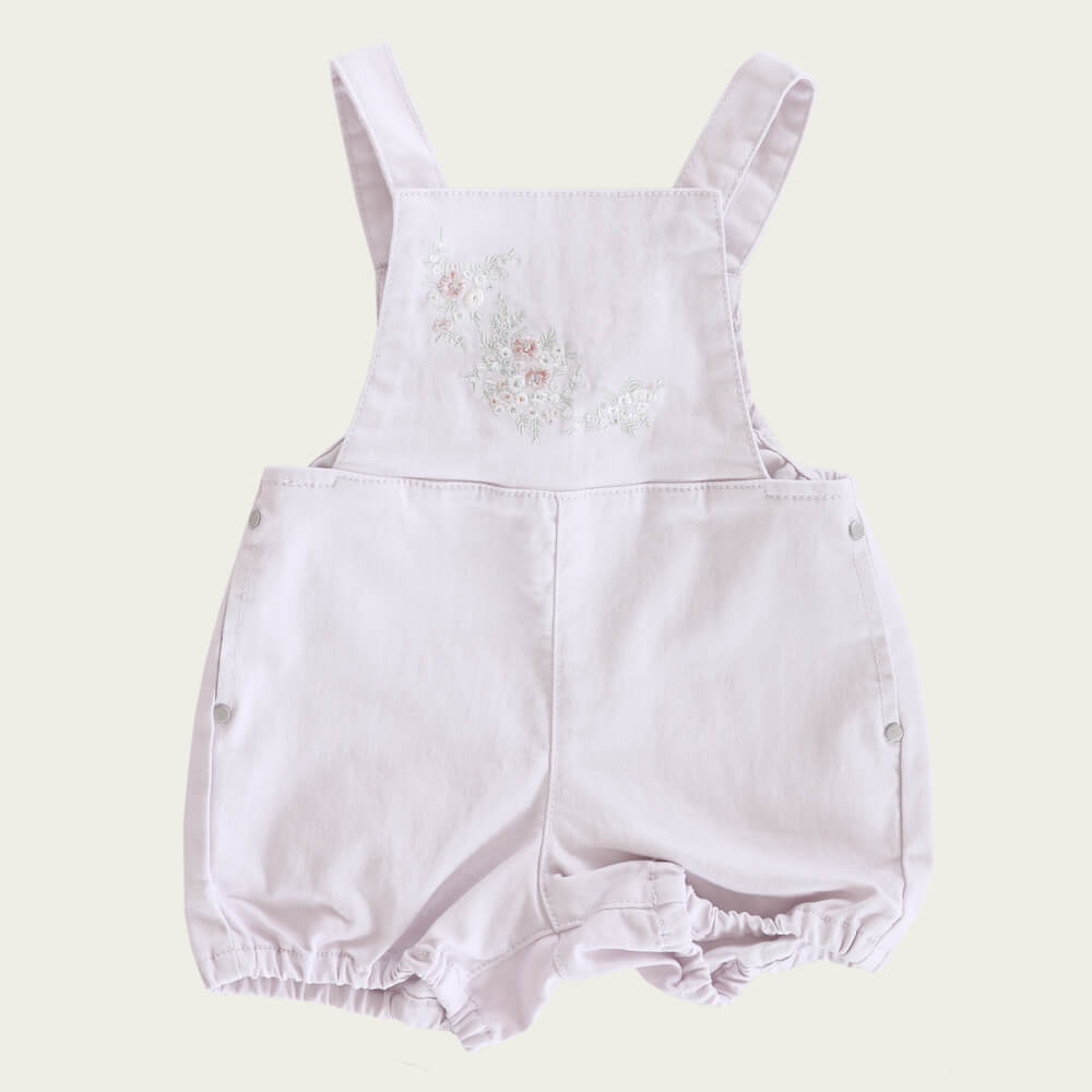 Jamie Kay Charlotte Playsuit Soft Lilac | Tiny People