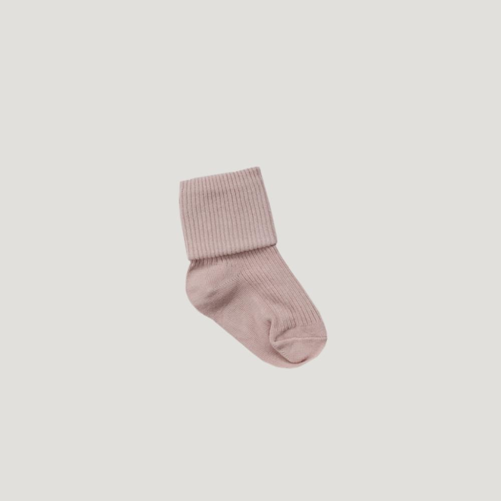 Jamie Kay Rib Socks - Bloom - Tiny People Cool Kids Clothes Byron Bay