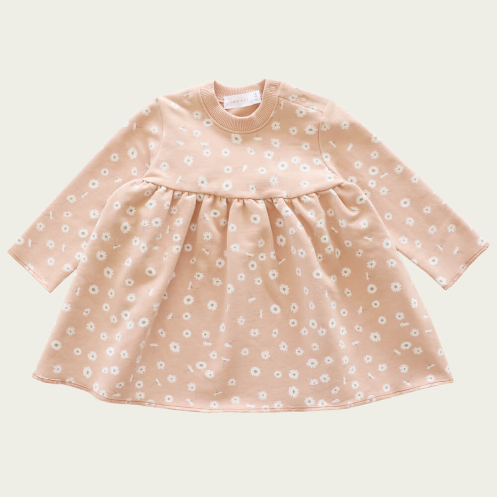 Jamie Kay Charlotte Dress Daisy | Tiny People
