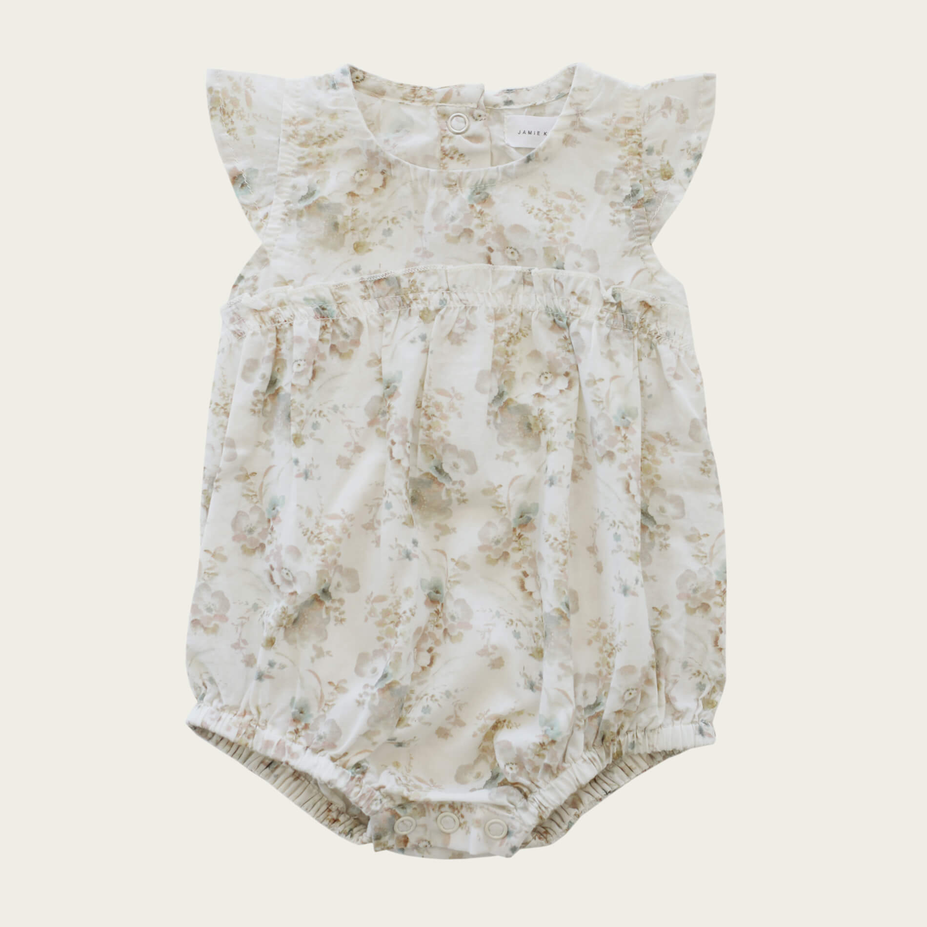 Jamie Kay Clara Playsuit Esme Floral | Tiny People
