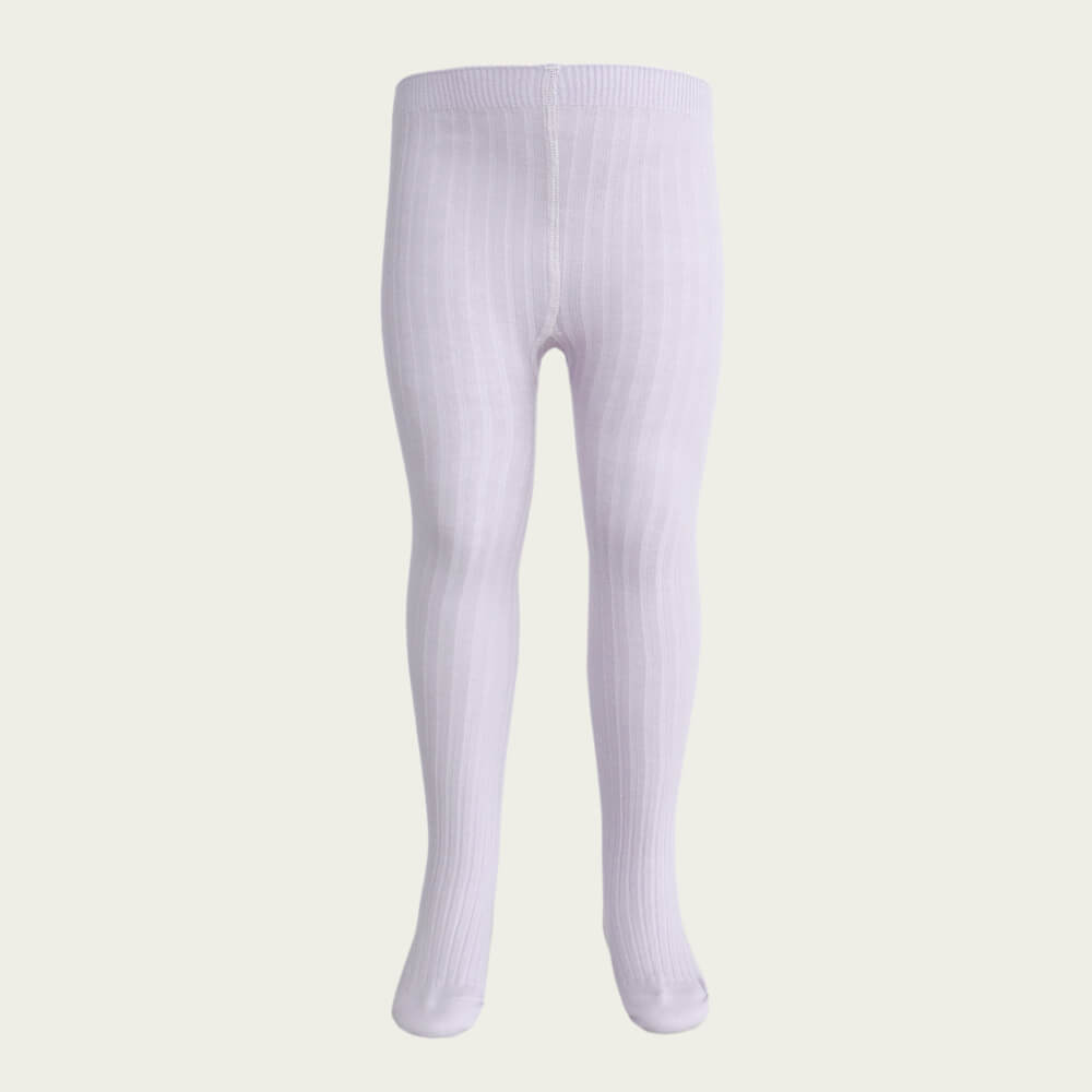 Jamie Kay Ribbed Tights Iris | Tiny People