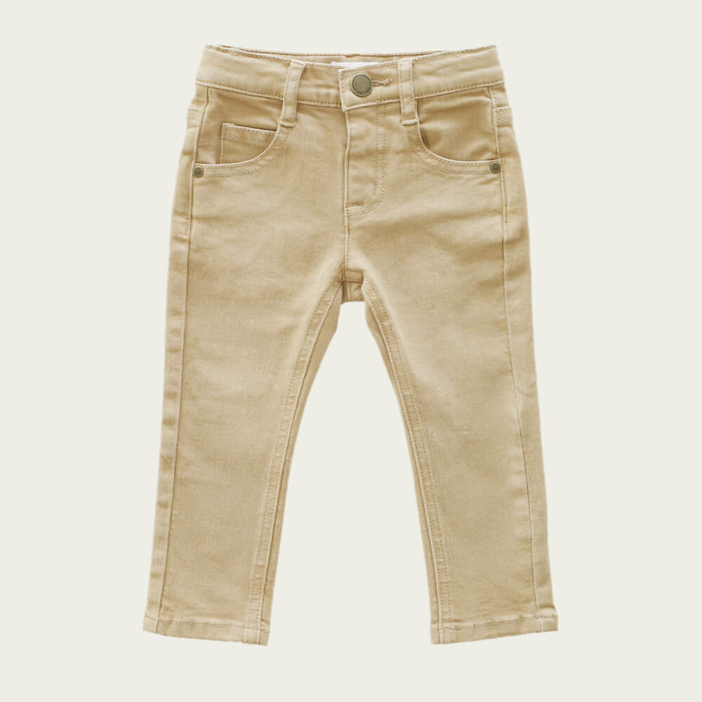 Jamie Kay Slim Fit Jean Barley | Tiny People