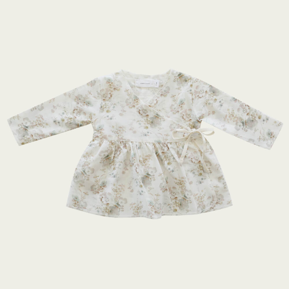 Jamie Kay Wrap Top Esme Floral | Tiny People