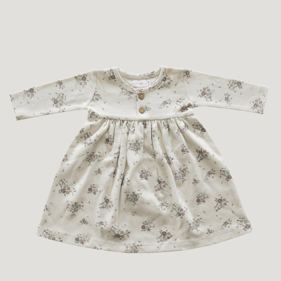 Jamie Kay Dress Forever Floral - Tiny People Cool Kids Clothes Byron Bay