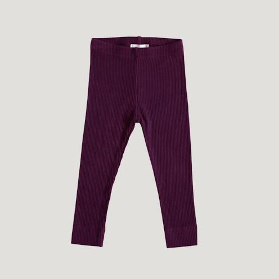 Cotton Modal Leggings Fig